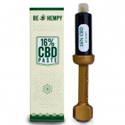 Be Hempy Hemp Paste 16% Πάστα Κάνναβης 800mg CBD 5ml