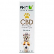 Phyto+ Hemp Oil CBD 3% Pet Drops 300mg 10ml