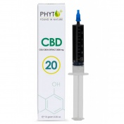 Phyto+ RAW Hemp Oil Paste 20% Πάστα CBD 10gr