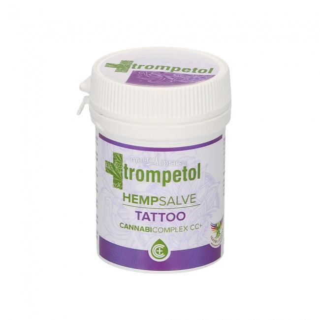 Trompetol Hemp Salve Tattoo 50ml