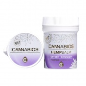 Cannabios Hemp Balm Teatree Rosemary 50ml