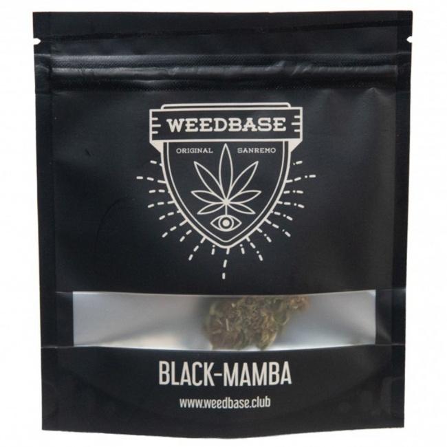 Weedbase Black Mamba CBD ± 16% 0,8gr