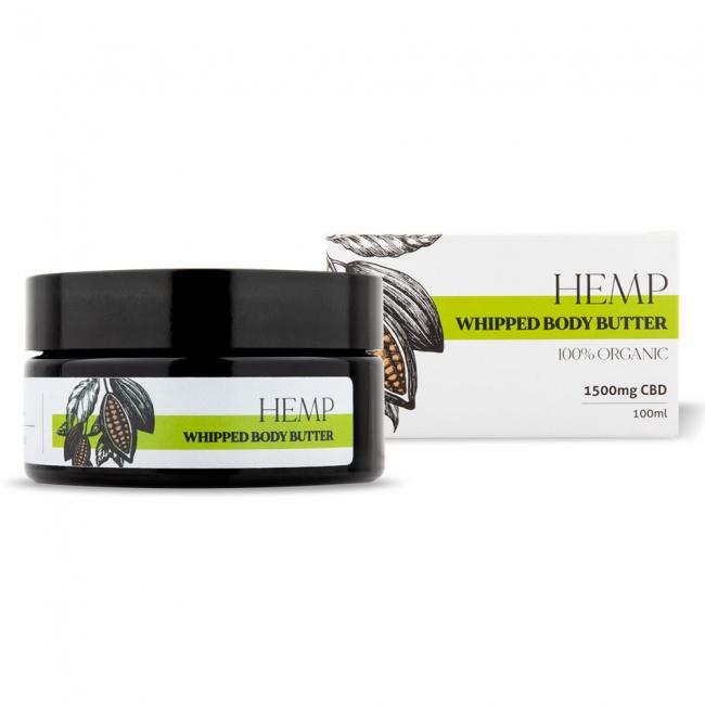 Endoca Body Butter 1500mg CBD 100ml