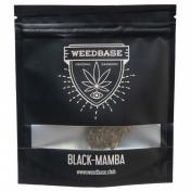 Weedbase Black Mamba CBD ± 16% 1,6gr