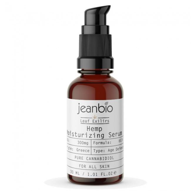 Jeanbio Cannabis Moisturizing Serum 30ml