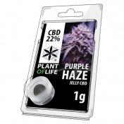 Plant of Life Purple Haze 22% CBD Jelly 1gr