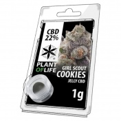 Plant of Life Girl Scout Cookies 22% CBD Jelly 1gr