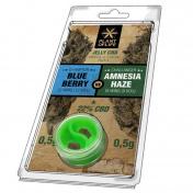 Plant of Life Blueberry VS Amnesia Haze 22% CBD Jelly 0,5gr + 0,5gr