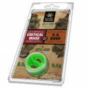 Plant of Life Critical Mass VS O.G. Kush 22% CBD Jelly 0,5gr + 0,5gr