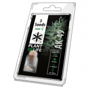 Plant of Life AK-49 Feminized - 3 Σπόροι
