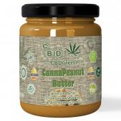 CBDGreece Canna Peanut Butter - Φυστικοβούτυρο Κάνναβης 350gr