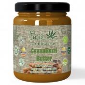 CBDGreece Canna Hazel Butter - Βούτυρο από Σπόρους Κάνναβης με Φουντούκια & Κακάο 350gr