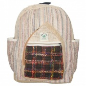 Pure Hemp Big Backpack No103