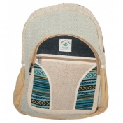 Pure Hemp Big Backpack No105