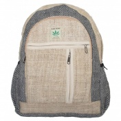 Pure Hemp Big Backpack No106
