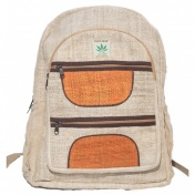 Pure Hemp Big Backpack No107