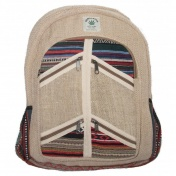Pure Hemp Big Backpack No108