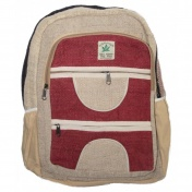 Pure Hemp Big Backpack No110