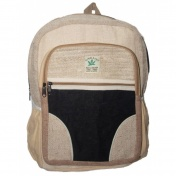Pure Hemp Big Backpack No111
