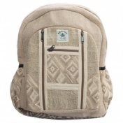 Pure Hemp Big Backpack No112