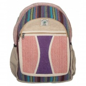 Pure Hemp Big Backpack No114