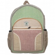 Pure Hemp Big Backpack No116