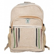 Pure Hemp Big Backpack No117