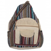 Pure Hemp Big Backpack No118