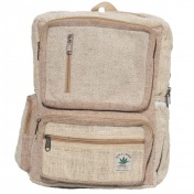 Pure Hemp Big Backpack 100% Hemp No602