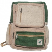 Pure Hemp Big Backpack 100% Hemp No603