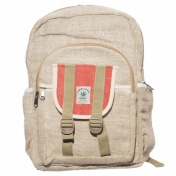 Pure Hemp Big Backpack 100% Hemp No604