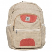 Pure Hemp Big Backpack 100% Hemp No607