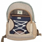 Pure Hemp Small Backpack No401