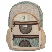 Pure Hemp Small Backpack No402