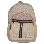 Pure Hemp Small Backpack No403
