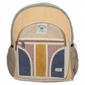 Pure Hemp Small Backpack No404