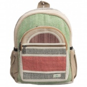 Pure Hemp Small Backpack No405