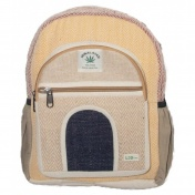 Pure Hemp Small Backpack No406