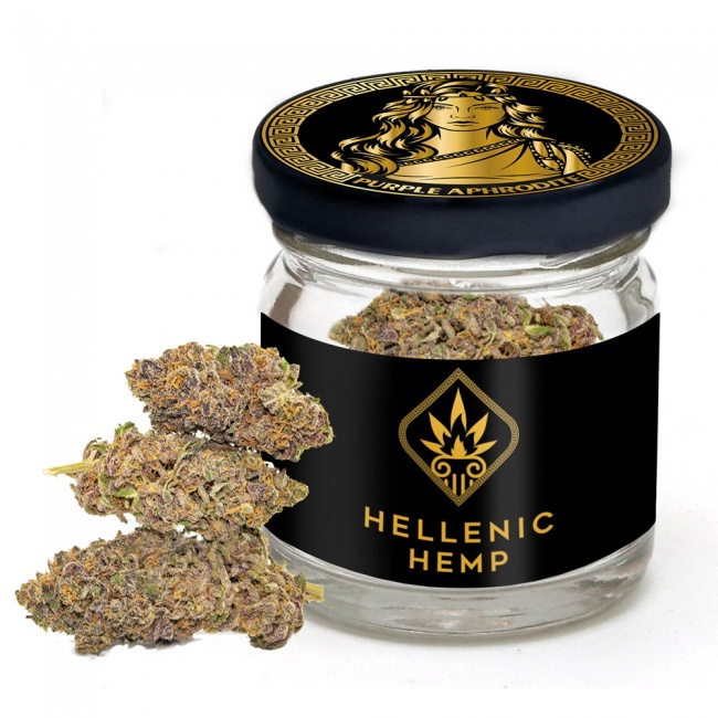 Hellenic Hemp Purple Aphrodite 1gr