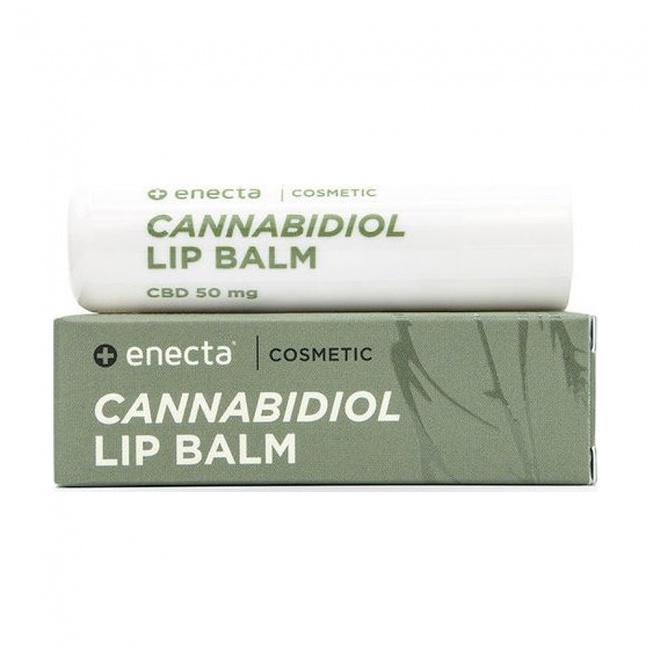 Enecta Lip Balm 50mg CBD 5,5ml