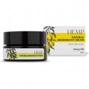 Endoca Αποσμητικό Natural Deodorant Cream 100mg CBD 10ml