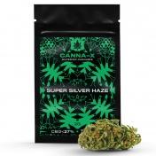 Canna-X Ανθοί Κάνναβης Super Silver Haze 27% CBD 2gr