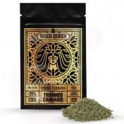 Weed Queen Τρίμμα Κάνναβης <26% CBD Trimmed Cannabis 10gr