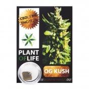 Plant Of Life OG Kush 3,8% CBD Solid 1gr