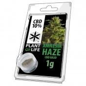 Plant Of Life Amnesia Haze 10% CBD Solid 1gr