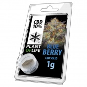 Plant Of Life Blueberry 10% CBD Solid 1gr