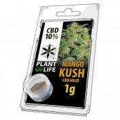 Plant Of Life Mango Kush 10% CBD Solid 1gr