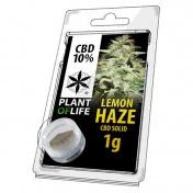 Plant Of Life Lemon Haze 10% CBD Solid 1gr