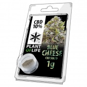 Plant Of Life Blue Cheese 10% CBD Solid 1gr