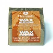 Hempoil Wax CBD Crumble Mango Kush Terpenes 500mg